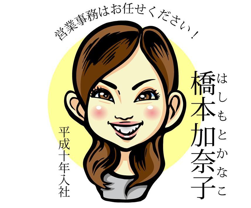 現在お届け迄7日【似顔絵】Illustratorイラストレーターベクターパス【アイコン名刺印刷物に】