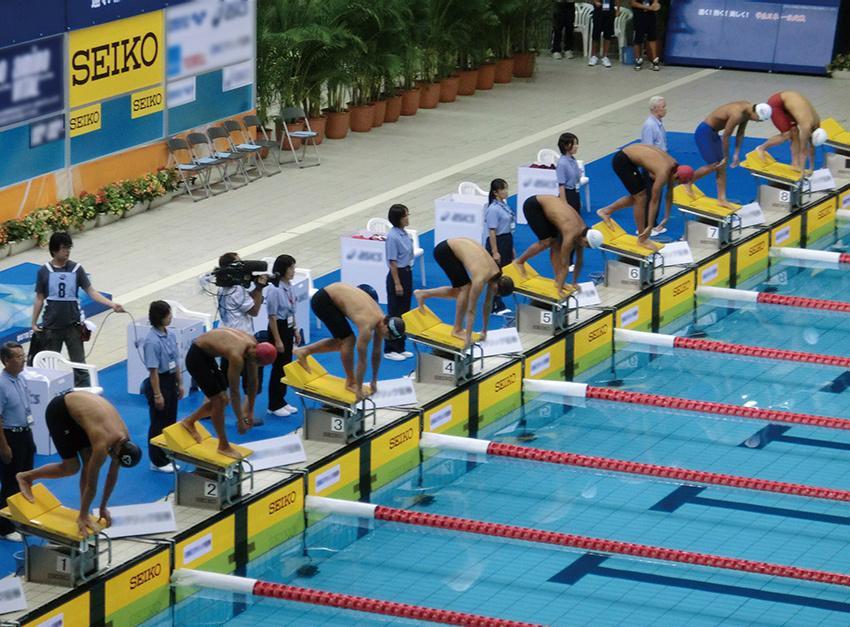水泳の練習メニューオーダーメイドで作ります お客様にあったメニューを心を込めて作成します