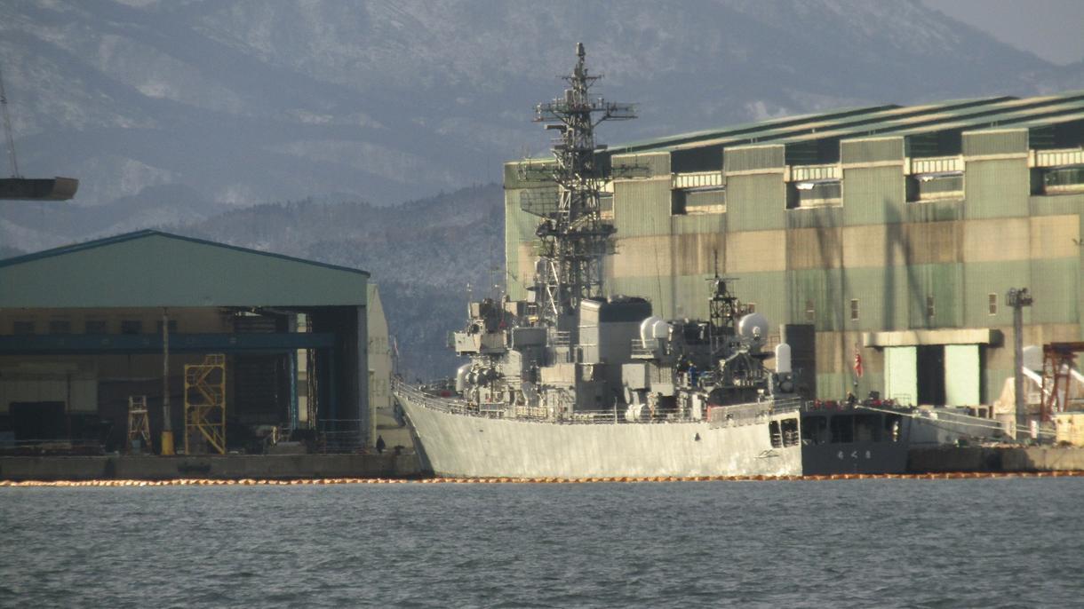 艦船撮影代行です よろしくお願いします 函館に入港する艦船撮影代行承ります 在港艦艇も大丈夫です