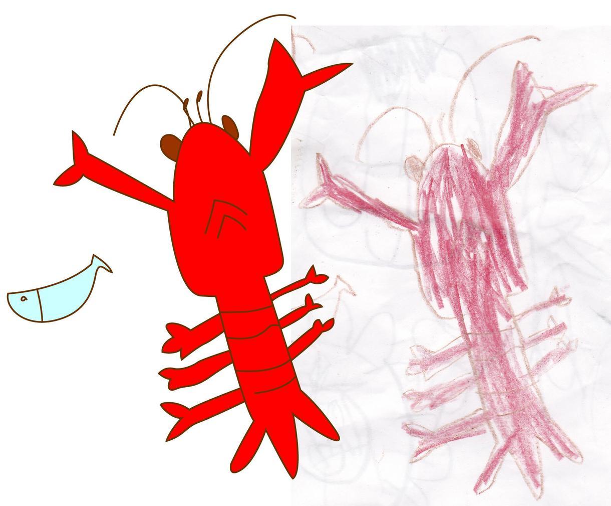手描きのロゴやイラスト、データ化します お手伝いします!手描きからAI・PNG・JPGデータを作成! イメージ1