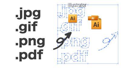 手書きの文字や線画などを、イラストレーター(ai)のパスDATAに変換します。