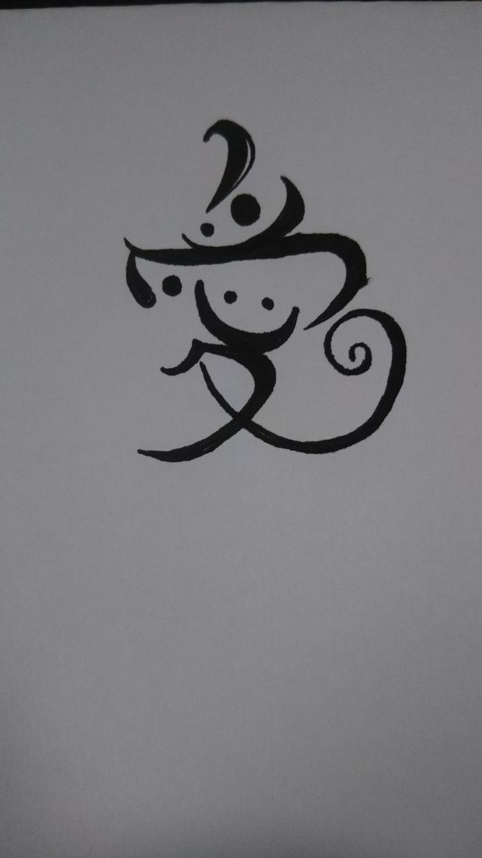 あなたに届け。手描きで文字書きます 手描きなのであたたかみがあります。気持ちよ届け