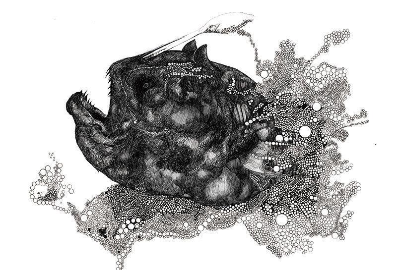 線画や背景、細かい絵を書きます リアルで描写的な、背景などを作成します。