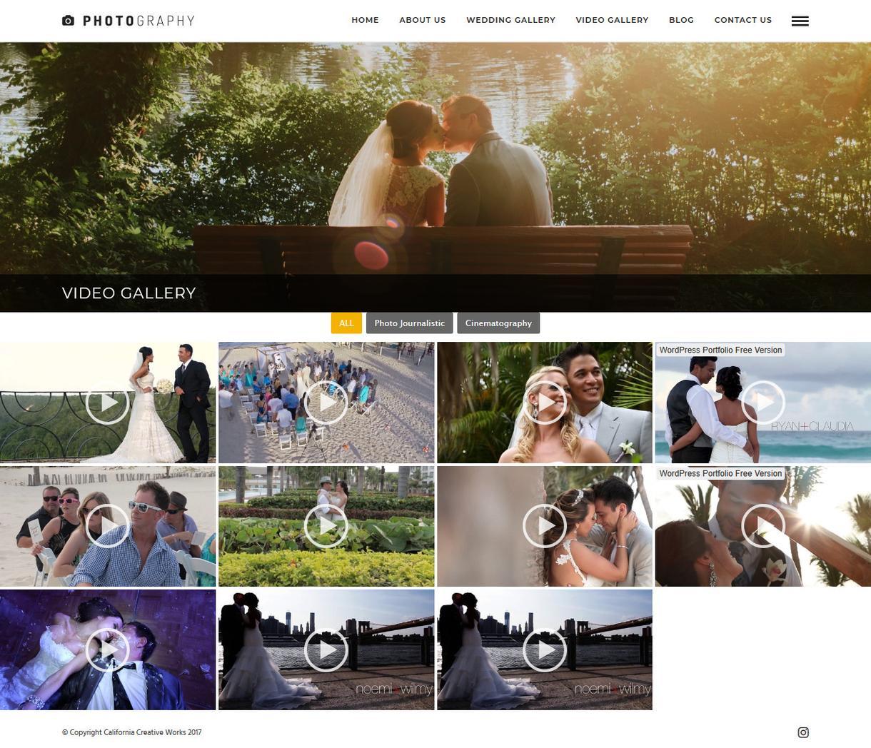 レスポンシブデザインのウェブサイトを制作します フルビデオスクリーンでプロフェッショナルな仕上がりに!
