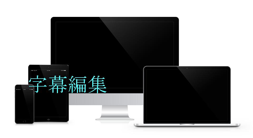 あなたの動画に字幕をつけます 楽曲動画の歌詞・トーク動画の字幕などを承ります