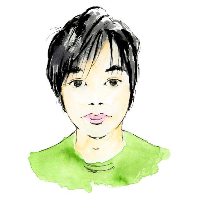 SNSアイコンにも!似顔絵描きます モノクロ、カラーどちらでもご指定OKです。