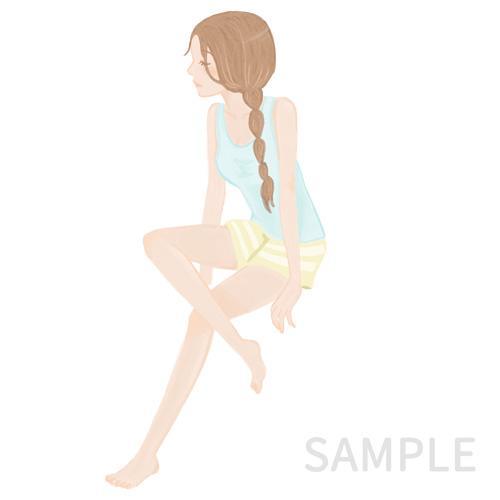 ふわっとした可愛いイラスト描きます 水彩画タッチの柔らかいイラストが好きな人へ