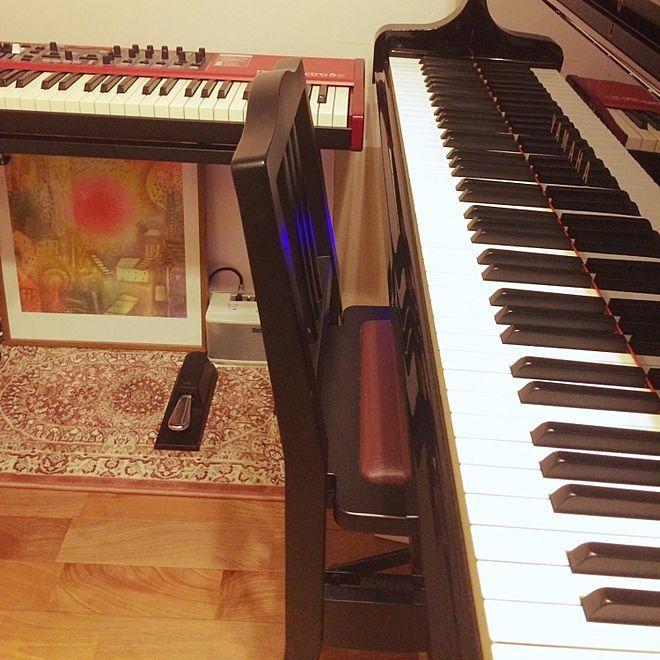 ピアノ演奏します 最新曲のピアノアレンジや自作曲にアドリブでピアノをつけてなど
