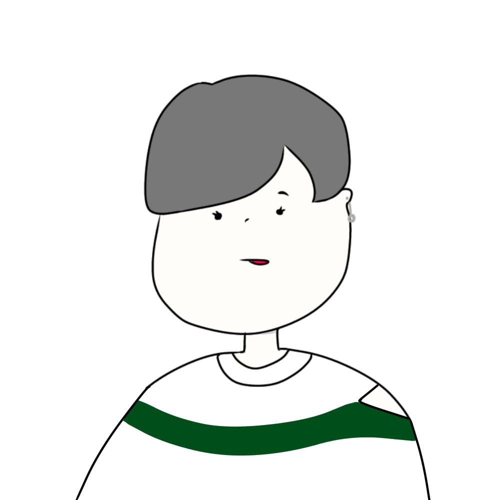 SNSの似顔絵アイコンお描きします ゆるゆるアイコン描かせてください! イメージ1