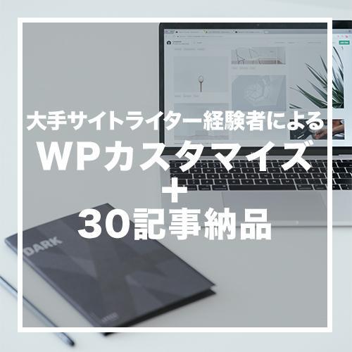 大手サイト経験者がご希望の情報サイトを作成します WPテーマカスタマイズ+30記事納品