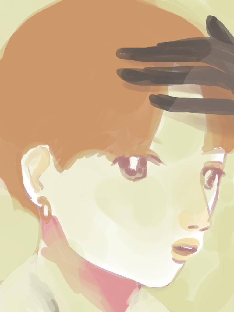 お安くかわいいオリジナルイラストを作成いたします 出品記念☆先着5名様1000円!やわらかいイラスト☆ イメージ1