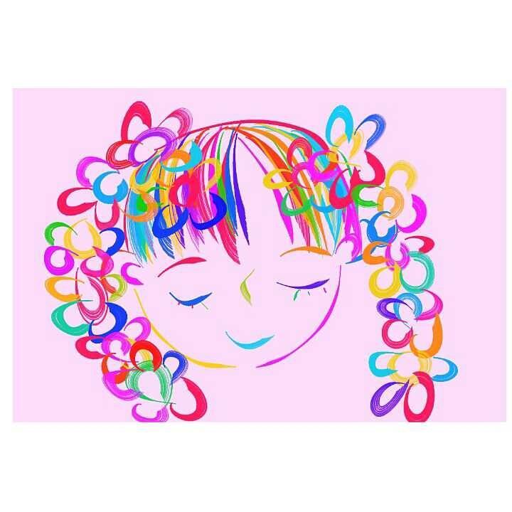 snsなどに使えるアイコン画像作成します たくさんの人達に笑顔や癒し元気を届けられたらいいなと思います