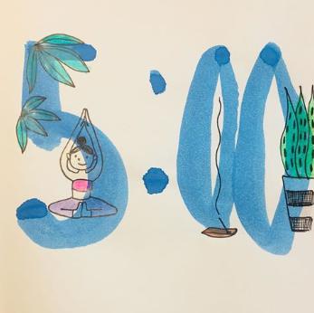 アクセントのある水彩イラスト作成します ☆絵本、チラシ、Webサイトにイラストを添えたいあなたへ