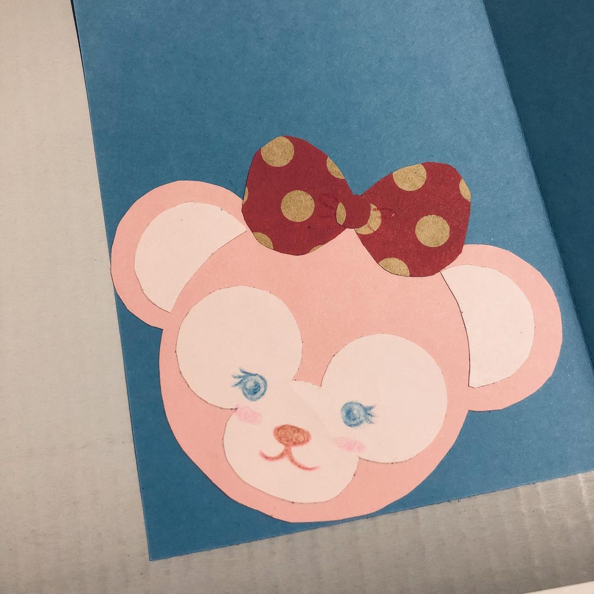 オリジナル: )手作りメッセージカード作ります 心を込めて作ります。誕生日イベントプレゼントに添えるだけで◎