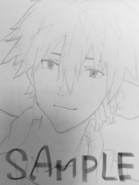 アニメ・漫画の模写をします ☆アナログで漫画模写を描いて欲しいあなたへ☆