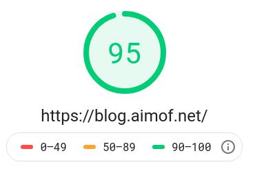 爆速!表示速度が早いブログ制作手法を伝授します PageSpeed Insights 95以上の実績!