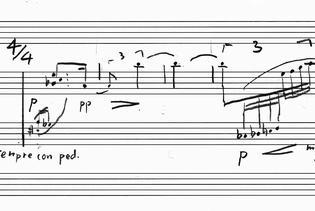 1分~1分半くらいのピアノ曲作ります。 イメージ1