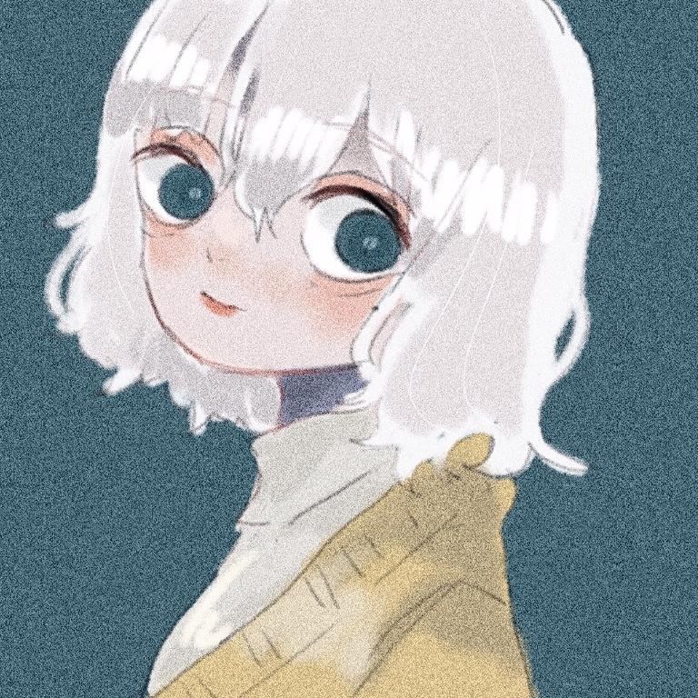 SNS等で使えるアイコン描きます とにかく可愛げのあるアイコン、描きたいです!