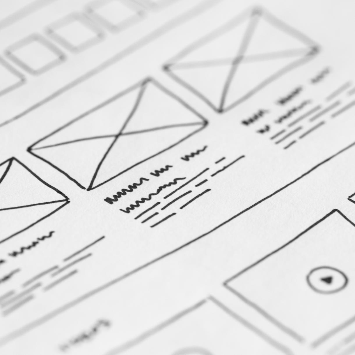 Webサイトのデザイン / コーディングします コンバージョンを得られるサイトを作ります!