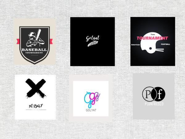 あなただけのオリジナルのロゴをデザインします 名刺やアパレルなどに使えるオリジナルロゴを持ちませんか♬