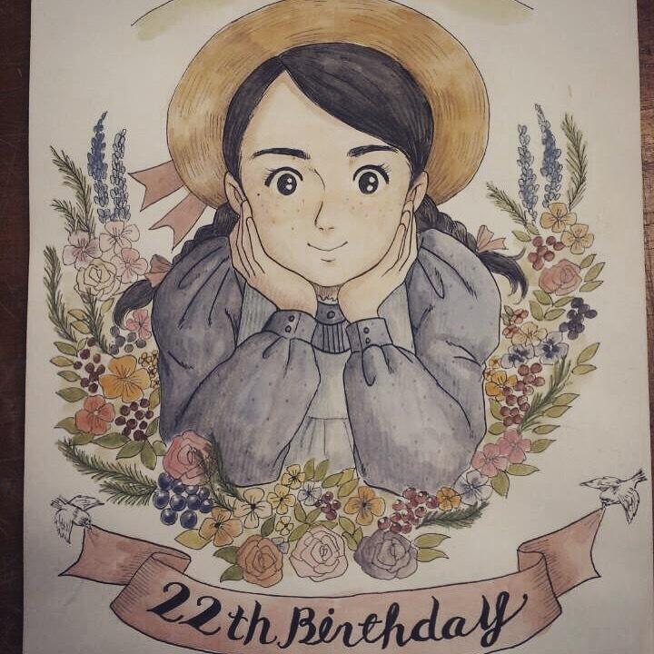 似顔絵描きます SNSのアイコンや誕生日、記念日のプレゼントなどに!