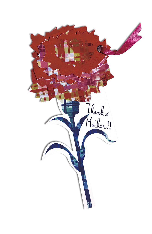 可愛らしいカードをデザインします 誕生日や年賀状、暑中見舞い見舞いなどに!