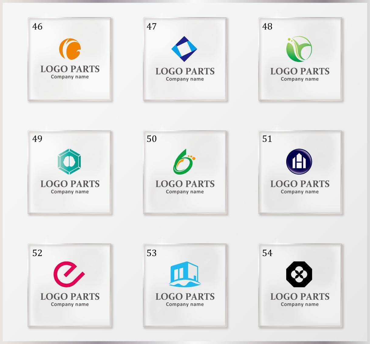 Q【選んで決めれるロゴ販売】素敵なロゴに出会えます ◆現役プロデザイナーが一つ一つ想いを込めた渾身のデザイン◆