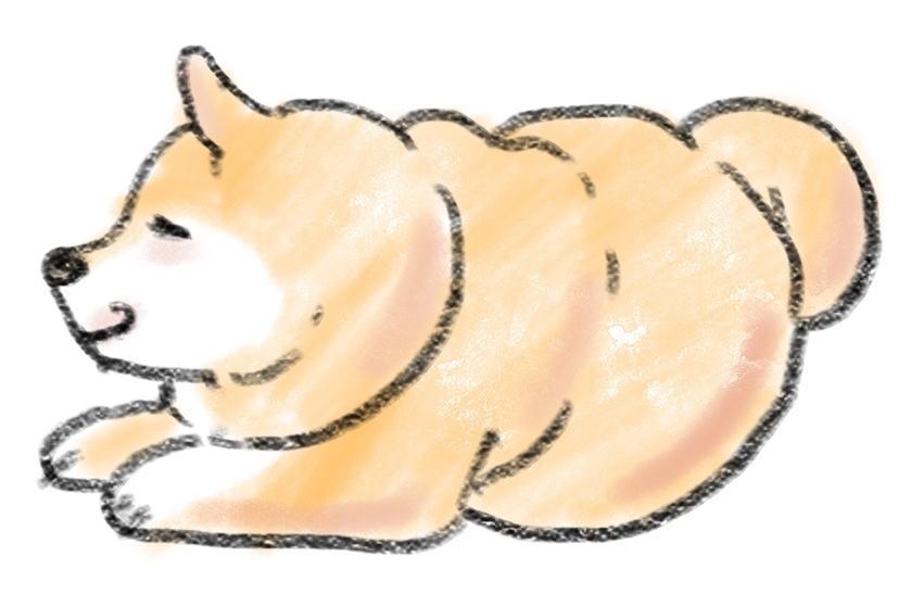 ペットのイラストを描きます かわいいデフォルメされたイラストをいかがですか