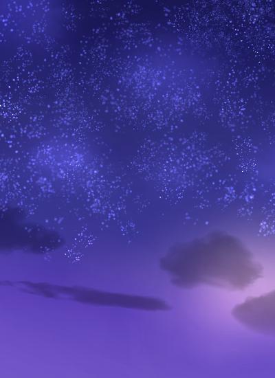 風景(空)描きます 何かの背景に使うためなどで空の風景絵が欲しい方