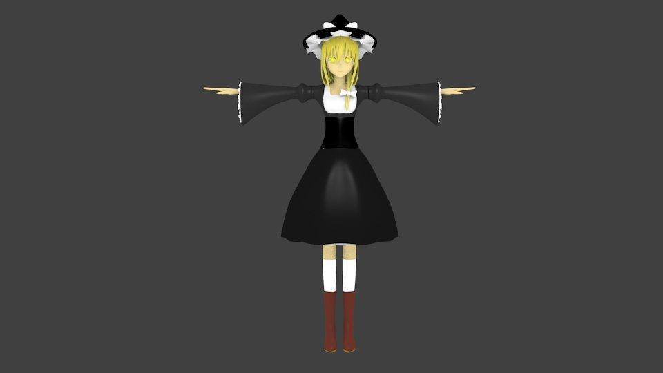 1分の3DCG魔法弾幕バトルアニメーション作ります モデルがあればアニメーション作ります!