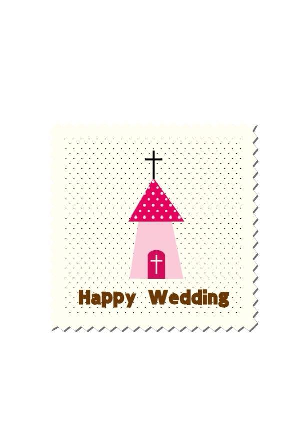 手作り結婚式、披露宴、お披露目会向け!案内状や席次を作成します♪ イメージ1