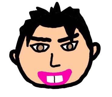 私の絵で、似顔絵を描きます!