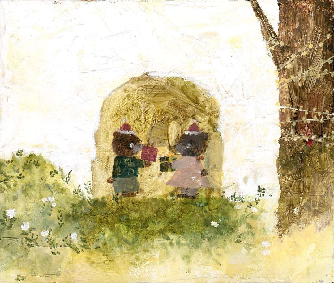 ご要望に合わせた かわいい絵、お描きします ウェルカムボードや、お店の中を彩る絵、特別な日のプレゼントに