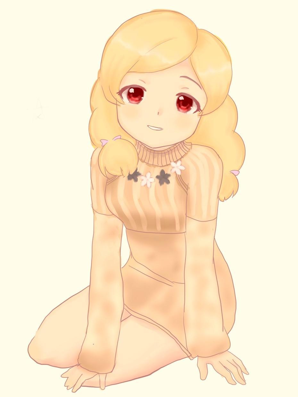 Twitterなどで使えるアイコンを作成します かわいい女の子を描くのが得意です。巨乳貧乳どっちも好きです。