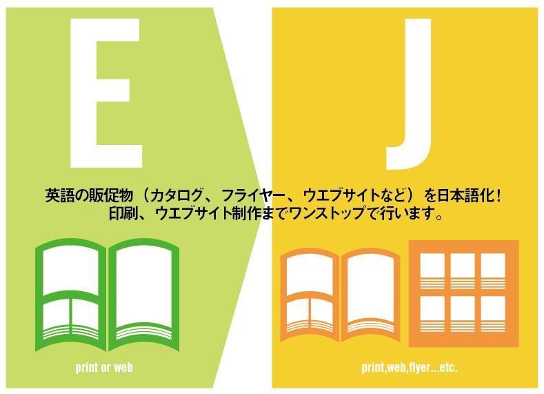 海外カタログの日本語版を制作します 翻訳、編集、印刷 or ウエブサイト制作まで1stopで! イメージ1