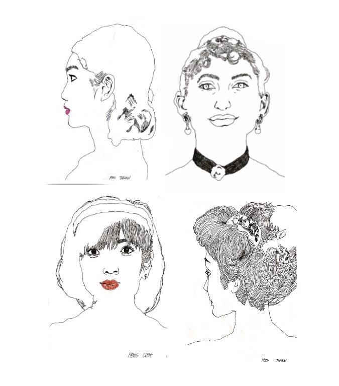 あなただけのお洒落な似顔絵SNSアイコン描きます 他と違うイラストを求める方必見!