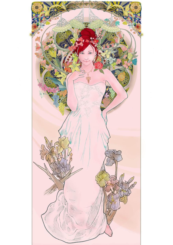 100%喜ばれる似顔絵・結婚式ウェルカムボード、その他イラスト何でも描きます。