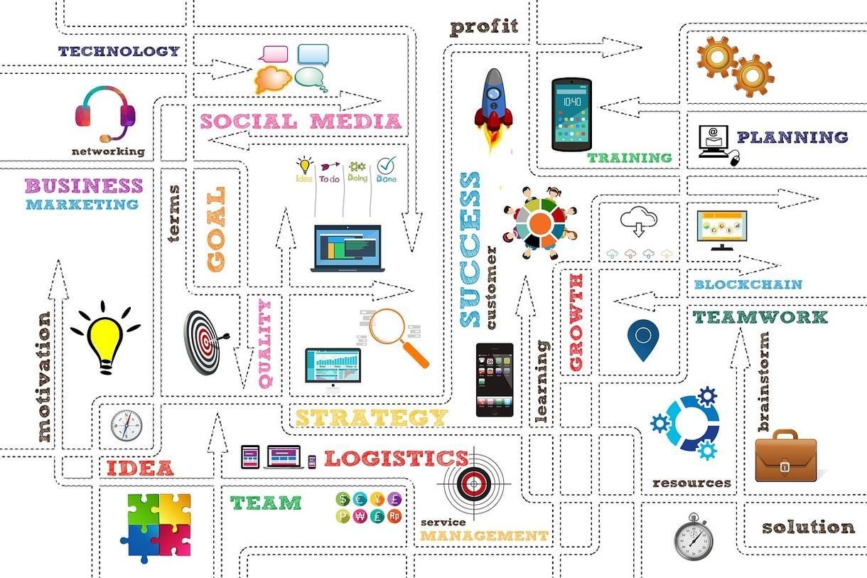 企業のWebサイト構築やSEOの相談を行います フロー型だけでなくストック型もはじめましょう イメージ1
