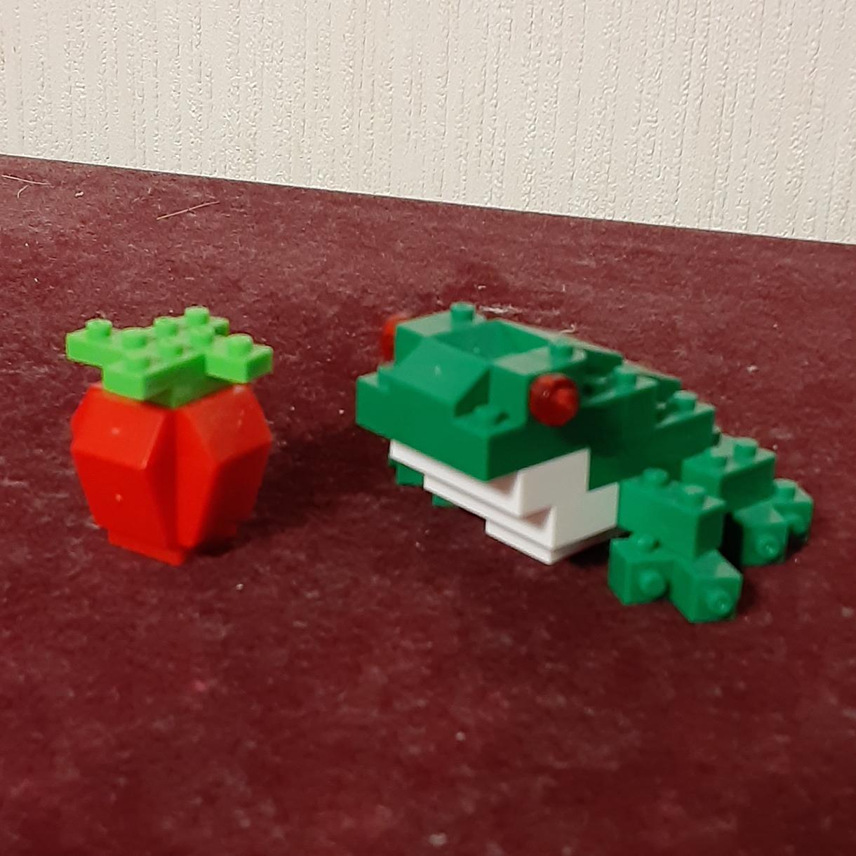 各種ブロック玩具をあなたの代わりに組み立てます ナノブロック、レゴブロックなどの組み立てならお任せ! イメージ1