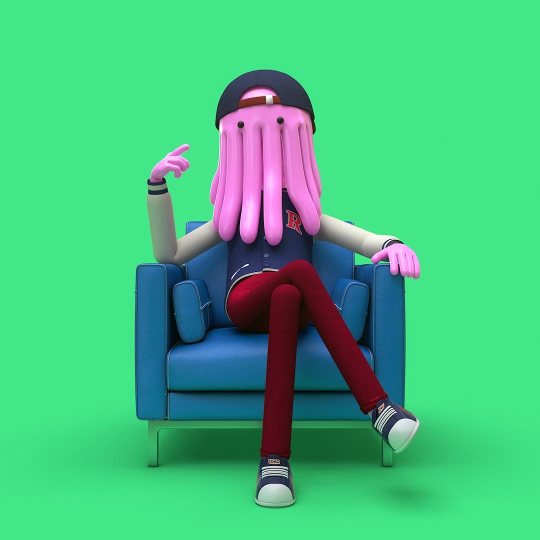 リアルでかわいいCGキャラクターつくります プロフ画像に最適!あなたのアイデアをもとに0から作ります!