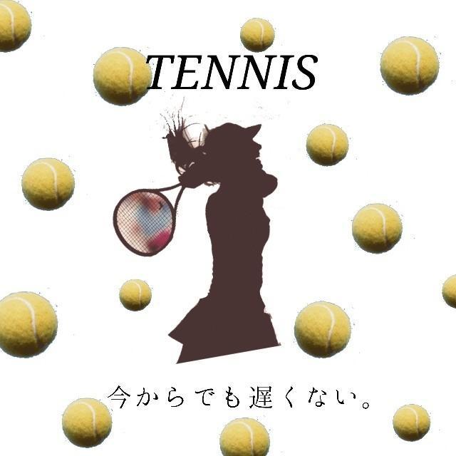 """あなたの大切な3分間でテニスは楽しい!と感動します """"当たった""""という感動の瞬間 ボールはネットを超えています"""