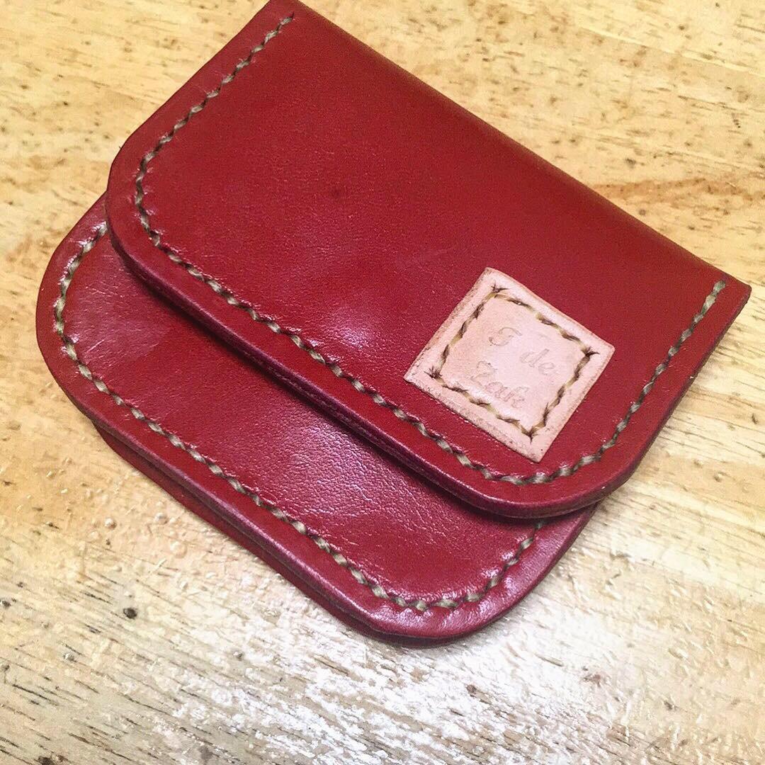 手作りの革製パスケースやキーケース、財布作ります 世界で一つだけ、一生使えるお気に入りの逸品