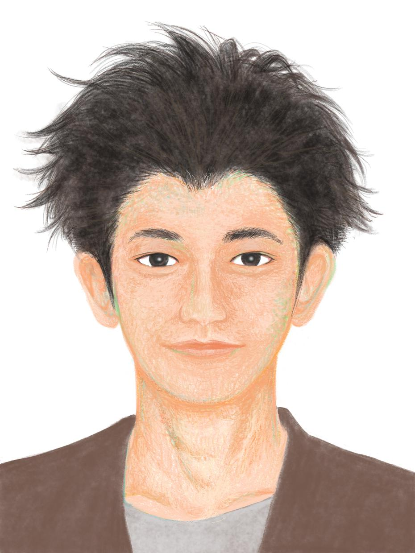 リアル手描き風イラスト☆似顔絵描きます プレゼントにいかがですか?元漫画家が似顔絵描きます!