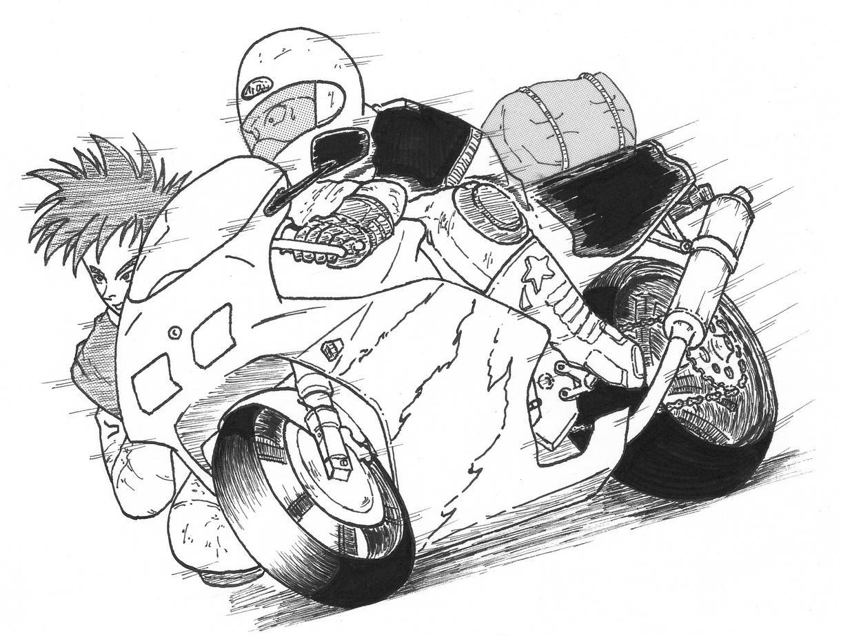 用途に合わせた漫画やイラストを描きます ホームページなどの差別化を高めるために。10000円~ イメージ1