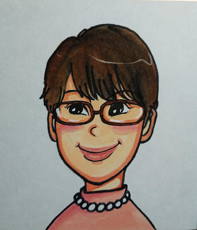 可愛いミニ似顔絵描きます 自分らしいアイコンや名刺をお考えの方に。 イメージ1