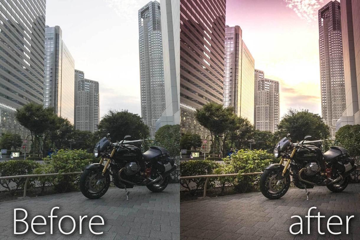 写真をより美しく補正や加工、広告用の合成行います 商品のイメージアップやご自分の作品を美しく補正・加工します