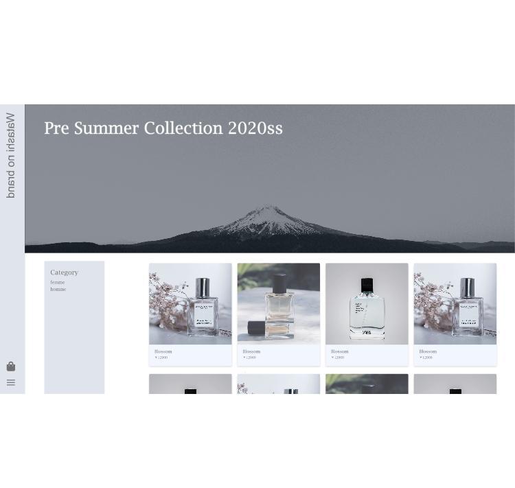 Webサイトのデザインやっちゃいます 現役デザイナーが財布に優しいお値段で…! イメージ1