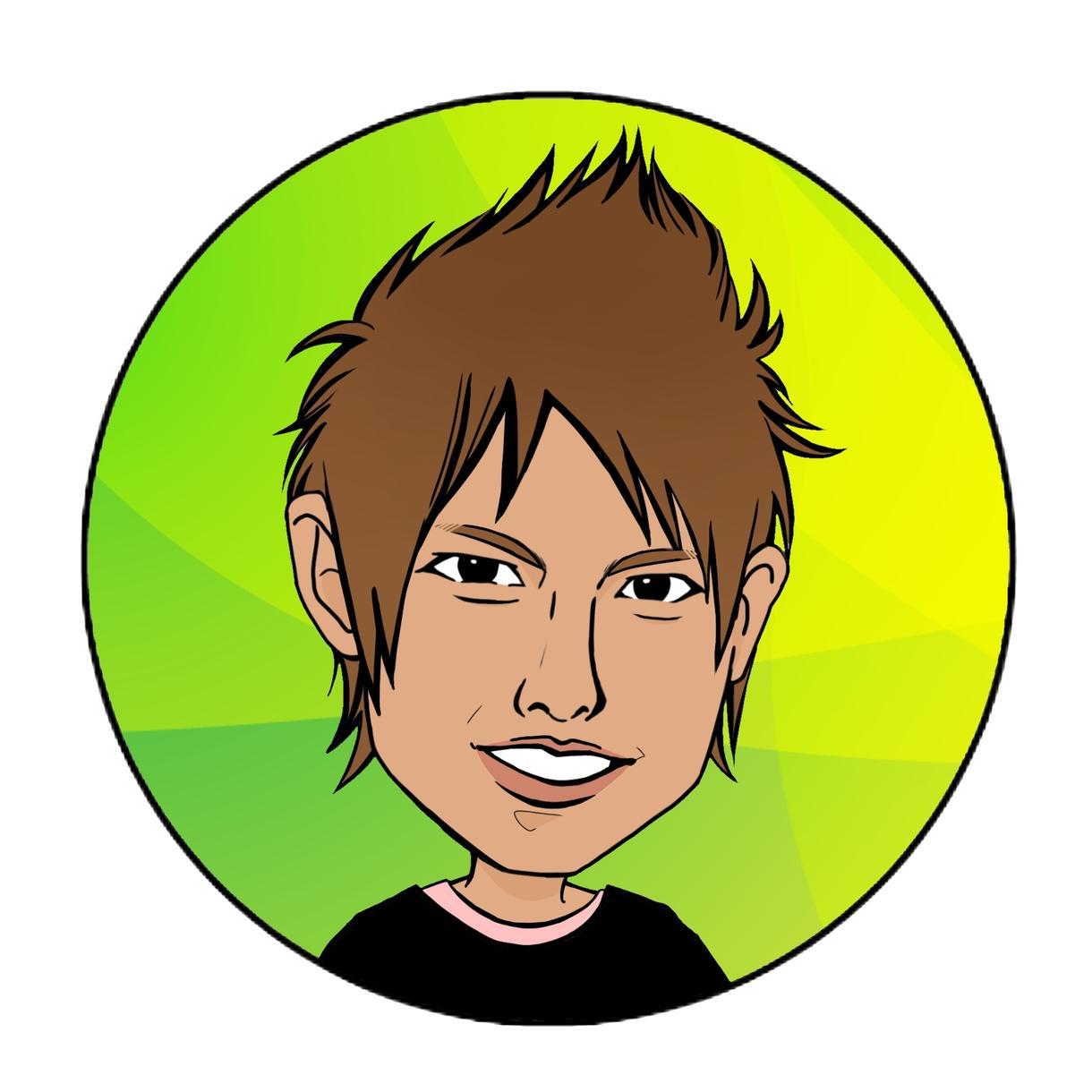 商用OK「似顔絵」描きます 〜SNSのプロフィール画像用の似顔絵を描かせていただきます〜