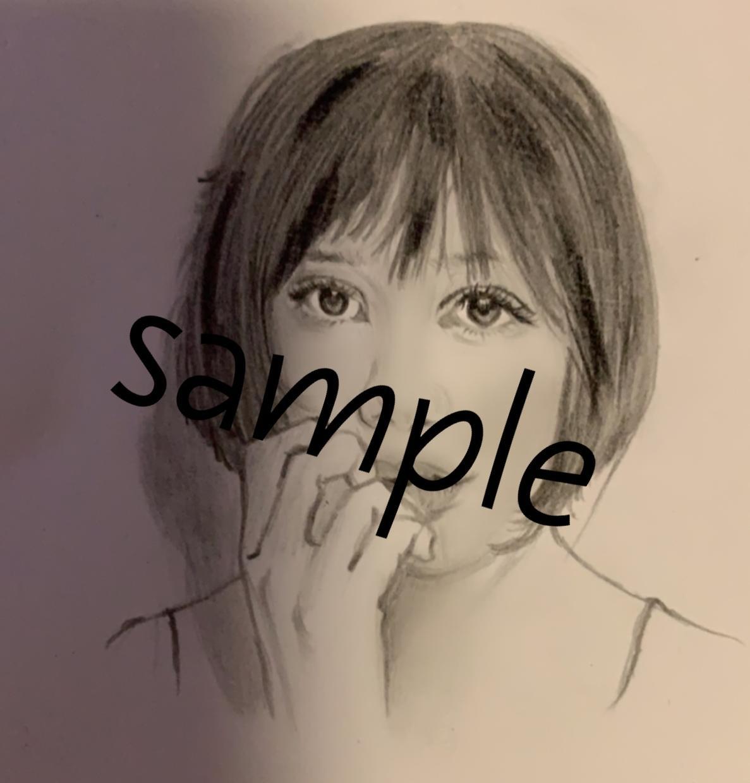 最短1日で似顔絵描くことできます 基本追加料金なし❤❤❤「最短1日」しかもお試しあり❤❤❤