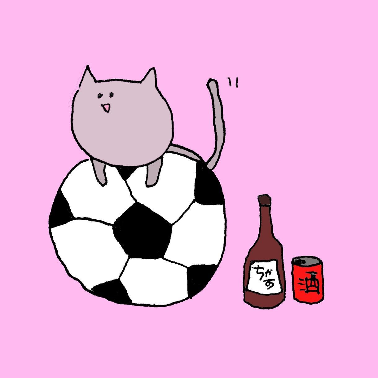 背景色違い3枚プレゼント!SNSアイコン描きます 動物やスポーツなど、好きなものをアイコンに♪